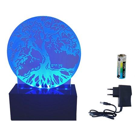 Luminária Árvore da vida
