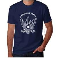 Camiseta Israeli Air Force - Tamanho G