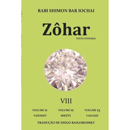 Zôhar (Livro 8)