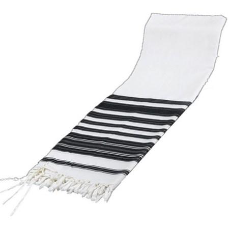 Talit de Lã Chabad - Tamanho 70