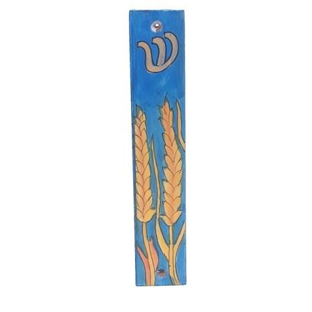 Mezuzá cevada (madeira) (EMANUEL)