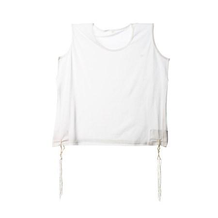Tsitsit Camiseta Adulto - Tamanho 40
