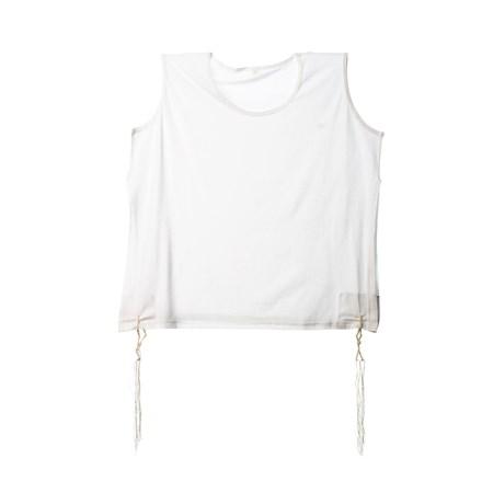 Tsitsit Camiseta Infantil - Tamanho 12