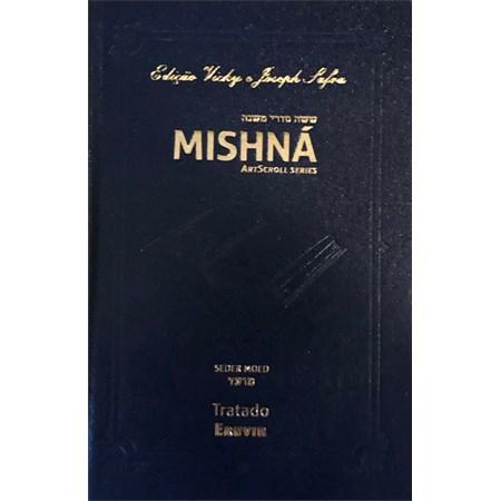 Mishná em hebraico e português - Ordem MOÊD - Tratado Eruvim