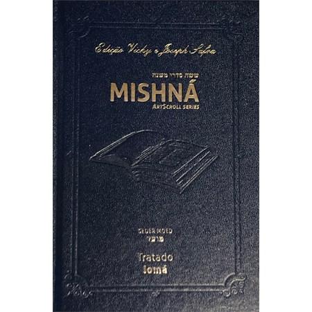 Mishná em hebraico e português - Ordem MOÊD - Tratado Iomá