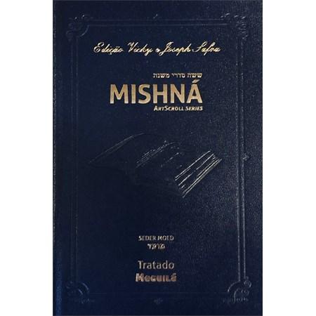 Mishná em hebraico e português - Ordem MOÊD - Tratado Meguila