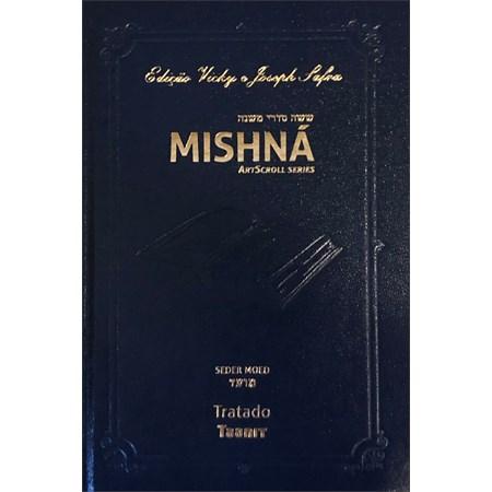 Mishná em hebraico e português - Ordem MOÊD - Tratado Taanit
