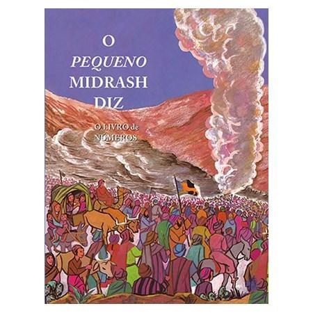 O Pequeno Midrash Diz (4) - Números (Brochura)